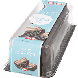 דובוש מצופה טעם שוקולד