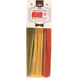 ספגטי טריקולור