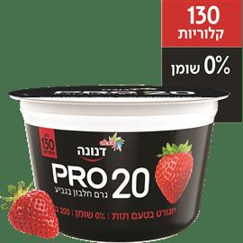 דנונה פרו 20ג חלבון תות
