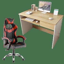 כסא גיימרים אורטופדי