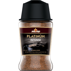 קפה פלטינום אינטנס 10%