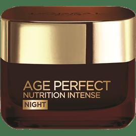 AGE PERFECT קרם לילה
