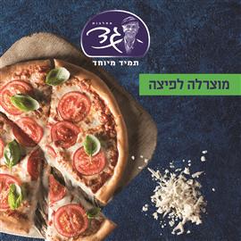 מוצרלה גד 22% מגורד ארוז