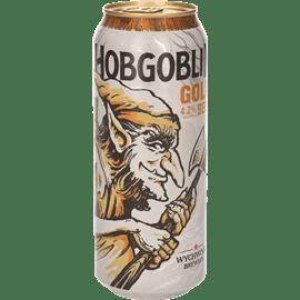 בירה הובגובלין גולד פחית