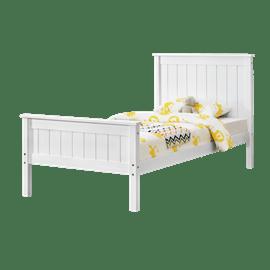 מיטת יחיד עץ מלא