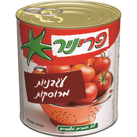עגבניות מרוסקות פרי ניר
