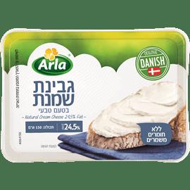 ארלה גבינת שמנת 24.5%