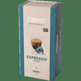 קפסולות קפה אלבה
