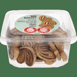 עוגיות פרפריות שוקו