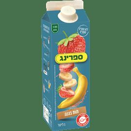 נקטר ספרינג תות-בננה