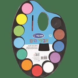 פלטת צבעים גדולה קידלין