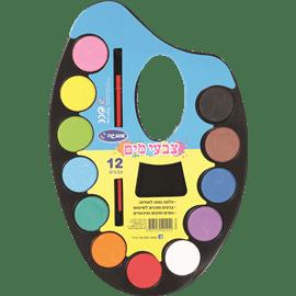 פלטת צבעים בינוני קידלין