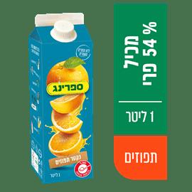 נקטר ספרינג תפוזים