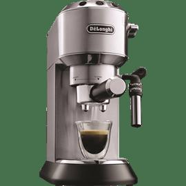 מכונת קפה EC685 כסוף