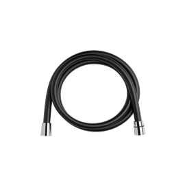 צינור PVC שחור