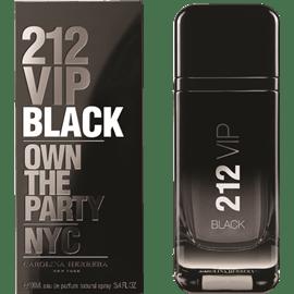 VIP BLACK  212 אדפ לגבר