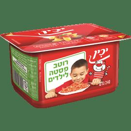 רוטב פסטה לילדים
