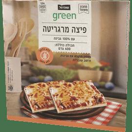פיצה מרגריטה ללא גלוטן