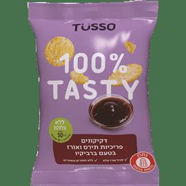 פריכיות תירס טעם ברביקיו