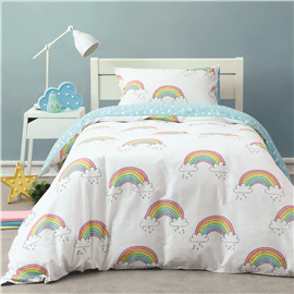 סט מצעים Rainbow Dream