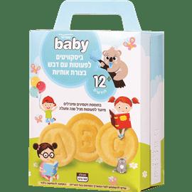 ביסקוויטים לתינוקות דבש