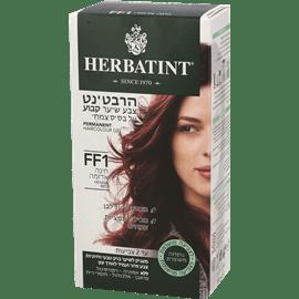 FF1צבע לשיער הרבטינט