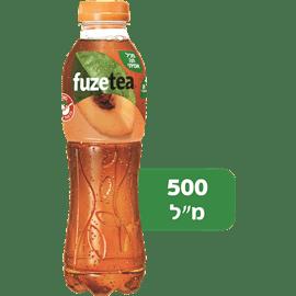 פיוז טי תה קר בטעם אפרסק