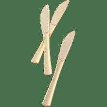 סכינים מוזהבים