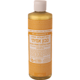 סבון נוזלי תפוז