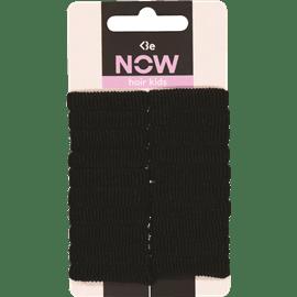 16 גומיות מגבת קטן שחור