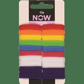16גומיות מגבת קטן צבעוני