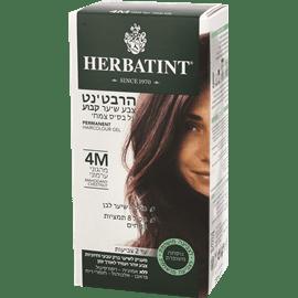 4Mצבע לשיער הרבטינט