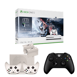 BUNDLE XBOX 1S STAR WAR