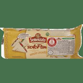 לחם לבן ללא קשה