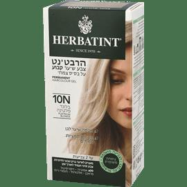 10N צבע לשיער הרבטינט