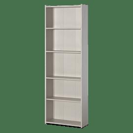 ספרייה 5 מדפים