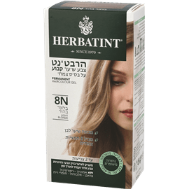 8Nצבע לשיער הרבטינט