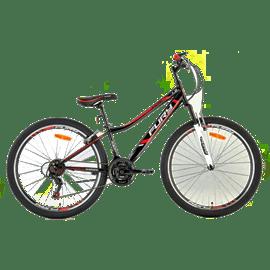 אופניים FLASH 26X13 שחור