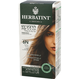 6N צבע לשיער הרבטינט