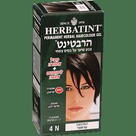 4N צבע לשיער הרבטינט