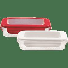 קופסת אחסון לוק מלבן
