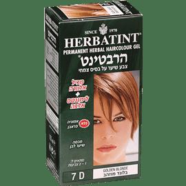 7D צבע לשיער הרבטינט