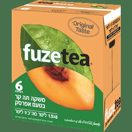 פיוז תה אפרסק