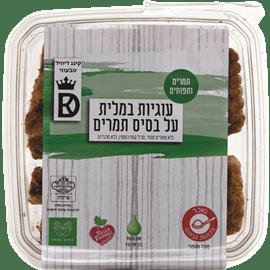 עוגיות תמרים ותפוחים