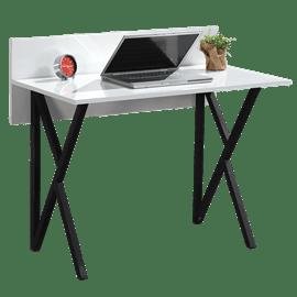 שולחן כתיבה עם רגלי מתכת