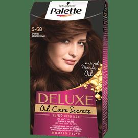 צבע לשיער פלטה קיט 5-68