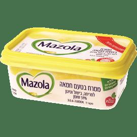 מזולה בטעם חמאה