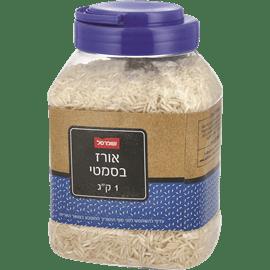 אורז בסמטי צנצנת
