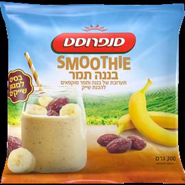 SMOOTHIEבננה ותמר קפוא