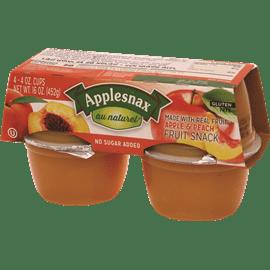רסק תפוחים ואפרסק